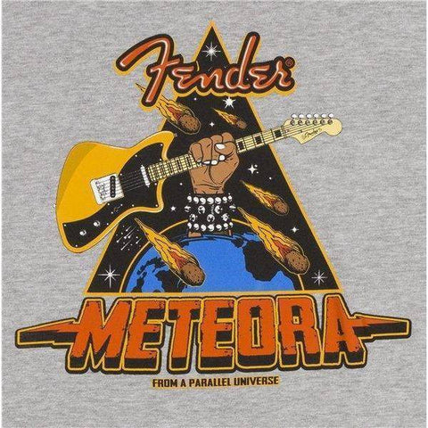 Image of Fender Meteora Raglan T-Shirt - XL - Music 440