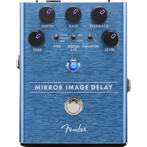 Image of Fender Mirror Image Delay Pedal - Music 440