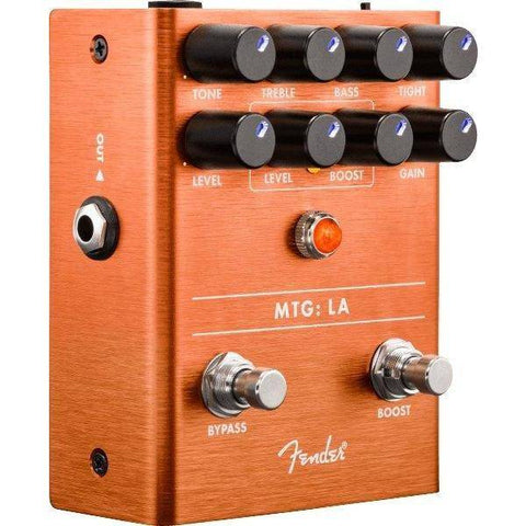 Fender MTG: LA Tube Distortion - Music 440