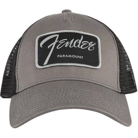 Image of Fender Paramount Series Logo Hat, One Size Fits Most - Music 440