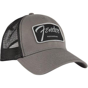 Fender Paramount Series Logo Hat, One Size Fits Most - Music 440