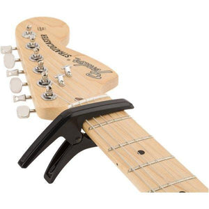Fender Phoenix Capo, Black - Music 440