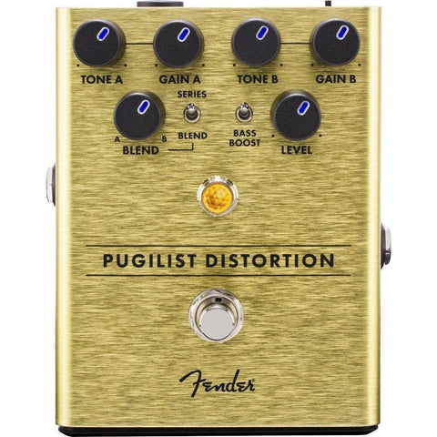 Fender Pugilist Distortion - Music 440
