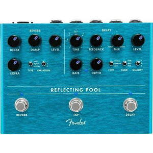 Fender Reflecting Pool Delay-Reverb - Music 440