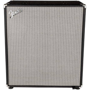 Fender Rumble 410 Cabinet (Black-Silver) - Music 440