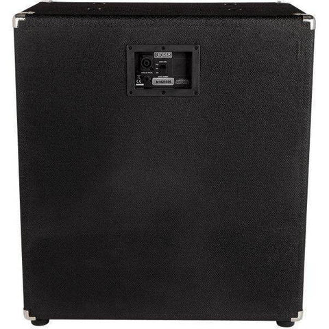 Image of Fender Rumble 410 Cabinet (Black-Silver) - Music 440