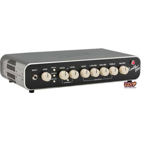 Image of Fender Rumble 800 HD Bass Amp Head - Music 440