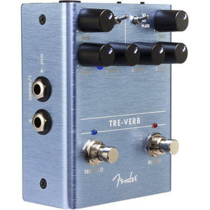 Fender Tre-Verb Digital Reverb-Tremolo - Music 440