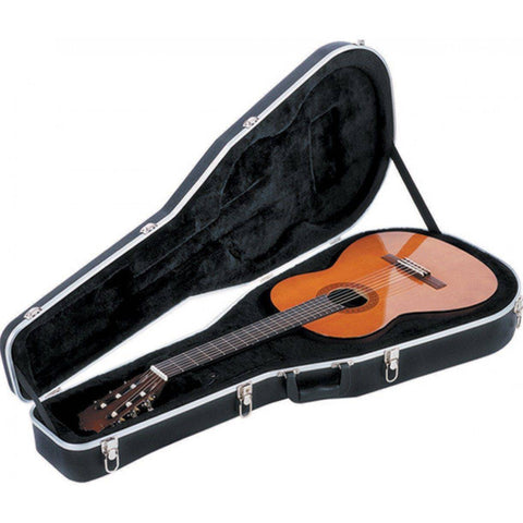 Image of Gator GC-CLASSIC Deluxe Moulded Classic Guitar Case - Music 440