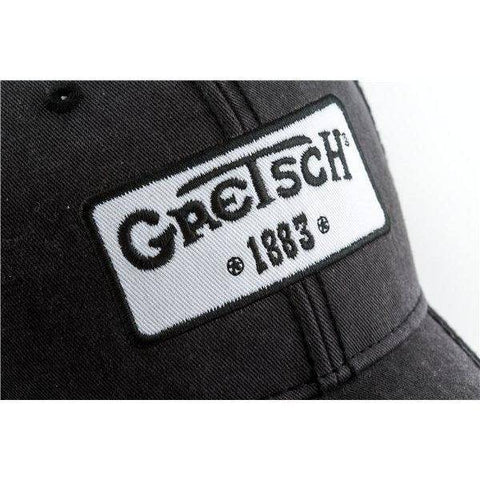 Image of Gretsch Trucker Hat 1883 Logo - Music 440