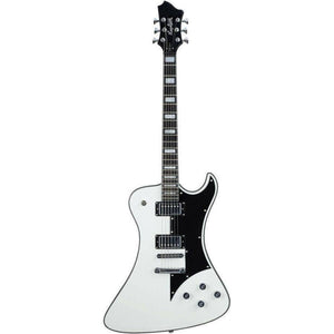 Hagstrom Fantomen Guitar in White Gloss w/ Hard Case - Music 440