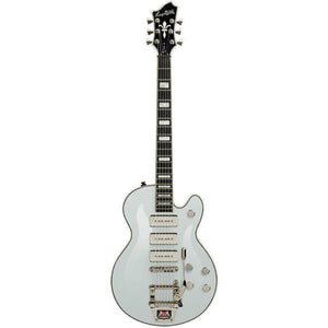 Hagstrom Tremar Super Swede P90 Guitar in White Gloss - Music 440