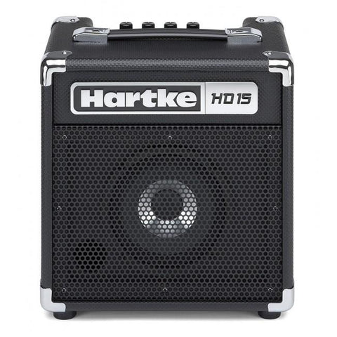 Image of Hartke HD15 15W Bass Guitar Combo Amplifier - Music 440
