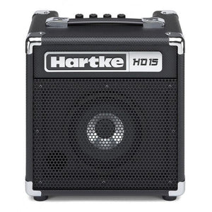 Hartke HD15 15W Bass Guitar Combo Amplifier - Music 440