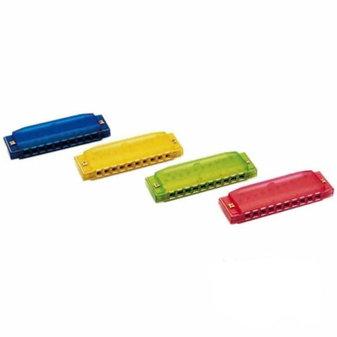 Hohner Kids Harmonica - Various Colours - Music 440
