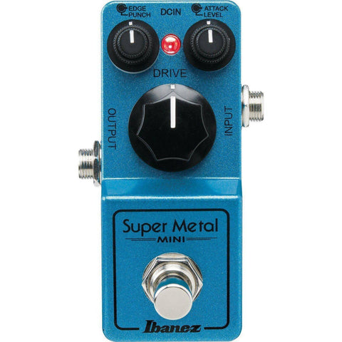 Image of Ibanez SMMINI Super Metal Pedal - Music 440