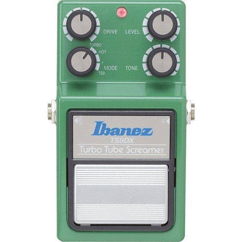 Ibanez TS9DX Turbo Tube Screamer Overdrive Pedal - Music 440