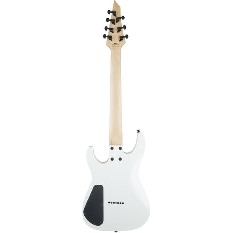 Image of Jackson JS Series Dinky Arch Top JS32-7 DKA HT Amaranthe Fingerboard  - Snow White - Music 440
