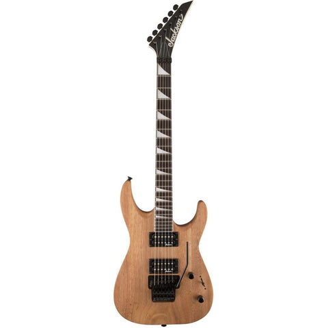 Image of Jackson JS Series Dinky Arch Top JS32 DKA, Amaranth Fingerboard, Natural Oil - Music 440