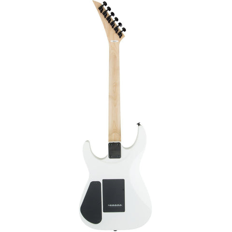 Image of Jackson JS Series Dinky JS11, Amaranth Fingerboard - Snow White - Music 440