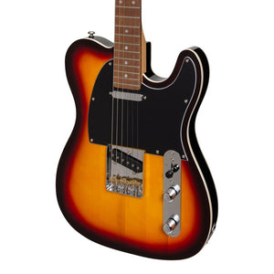 J&D Lutheirs Custom TL Style Electric Guitar - Tobacco Sunburst - Music 440