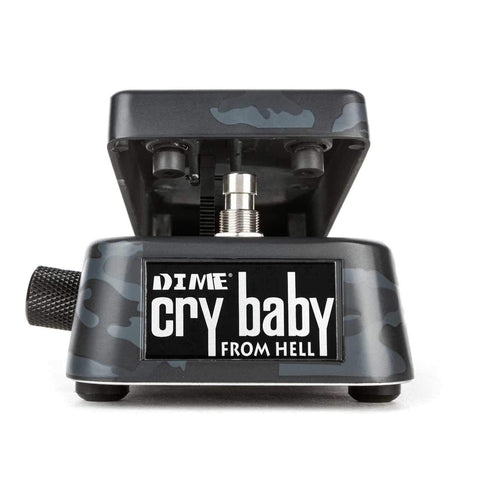Image of Jim Dunlop DB01B Dimebag Cry Baby From Hell Wah - Music 440