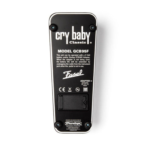 Image of Jim Dunlop GCB95F Cry Baby Classic Wah - Music 440