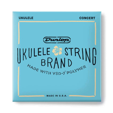 Jim Dunlop Ukulele Concert Strings 4-SET - Music 440