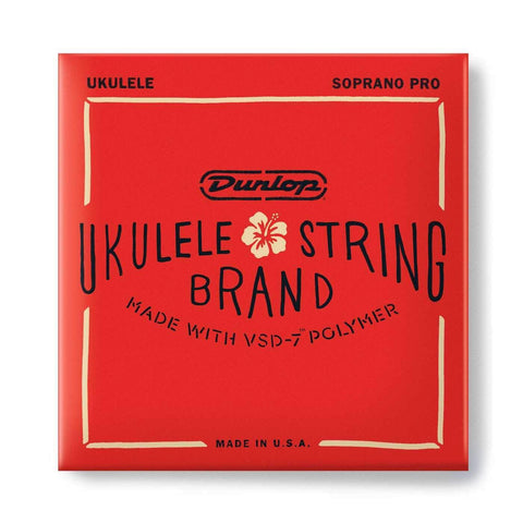 Jim Dunlop Ukulele Soprano Pro Strings 4-Set - Music 440