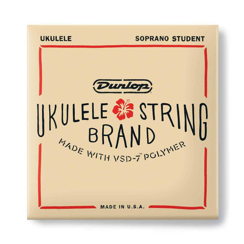 Jim Dunlop Ukulele Soprano Strings 4-SET - Music 440