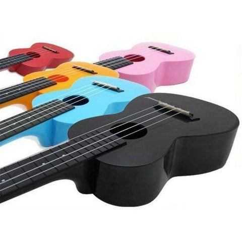 "Kealoha UK40 Coloured ""Kids"" Soprano Ukulele - Various Colours - Music 440"