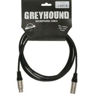 Klotz Greyhound Mic Cable 5m XLR - Music 440