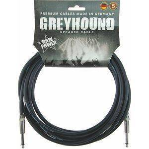 Klotz SC1 Greyhound 5m Speaker Cable - 6.3mm Jack-6.3mm Jack - Music 440