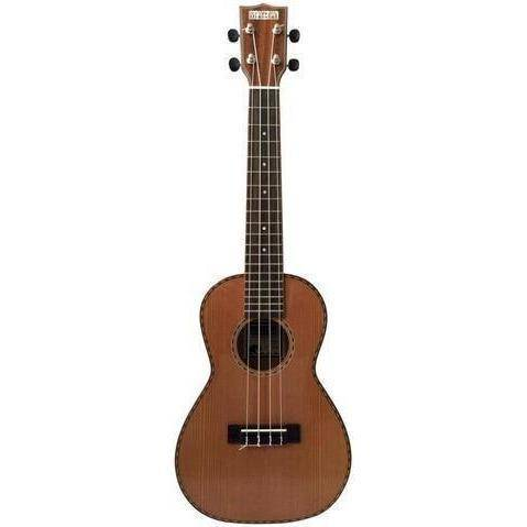 Makai Limited Solid Cedar Willow Concert Ukulele LC-80W - Music 440
