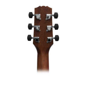 Martinez 'Natural Series' Mahogany Top Small Body C/E - Open Pore - Music 440