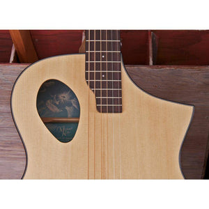 Michael Kelly Guitars Forte Port Acoustic Guitar (Natural) - Music 440