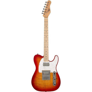Michael Kelly MK53HCSMRO Cherry Sunburst - Music 440