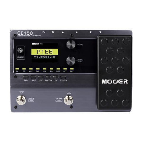 Image of Mooer GE150 Multi Effect Pedal - Music 440
