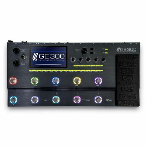 Image of Mooer GE300 Amp Modelling and Multi Effects - Music 440