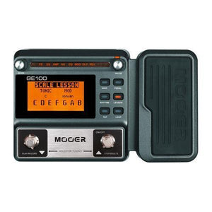 Mooer MEP-GE100 Guitar Multi-Effects Pedal - Music 440