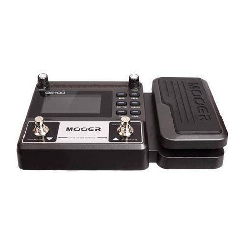Image of Mooer MEP-GE100 Guitar Multi-Effects Pedal - Music 440