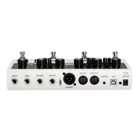 Image of Mooer Preamp Live 4 Channel Preamp & Cabinet Simulation Pedal - Music 440