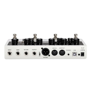 Mooer Preamp Live 4 Channel Preamp & Cabinet Simulation Pedal - Music 440