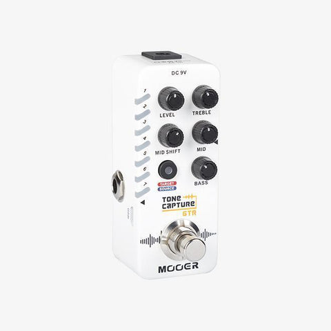 Image of Mooer Tone Capture GTR Pedal - Music 440