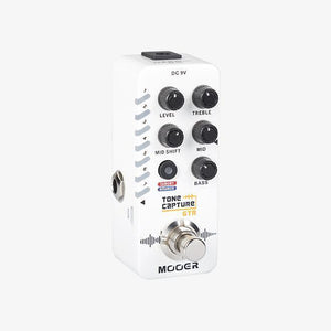 Mooer Tone Capture GTR Pedal - Music 440