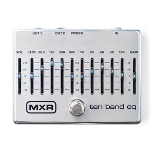 MXR 10 Band Graphic EQ - Music 440