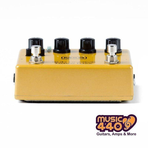 Image of MXR M287 Sub Octave Bass Fuzz - Music 440