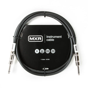 MXR Standard Instrument Cable - 5' - Music 440