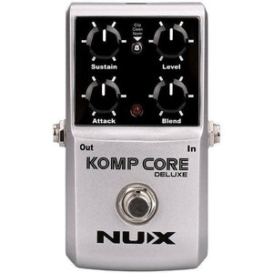NU-X Core Stompbox Series Komp Core Deluxe Effects Pedal - Music 440