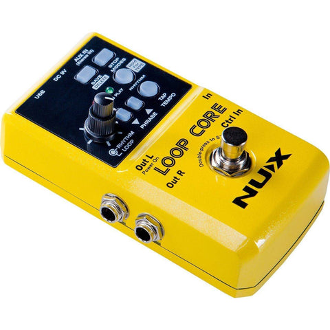 Image of NU-X Core Stompbox Series Loop Core Effects Pedal - Music 440